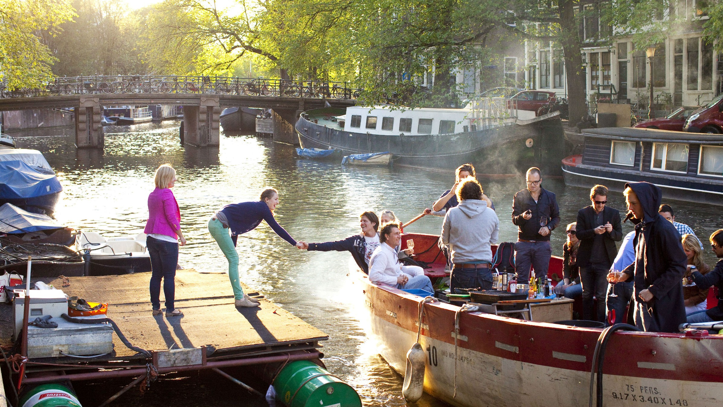 Planning a boating trip in Amsterdam?