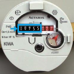 Tips for submitting your meter reading   Waternet